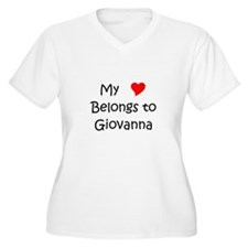 Unique Giovanna T-Shirt