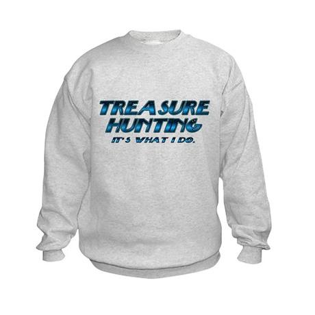 Treasure Hunter Kids Sweatshirt