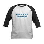 Treasure Hunter Kids Baseball Jersey