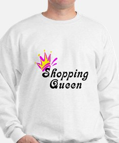 Shopping Queen Sweatshirt