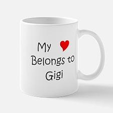 Funny Gigi name Mug