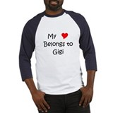My gigi Long Sleeve T Shirts