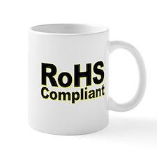 RoHS Compliant Mug