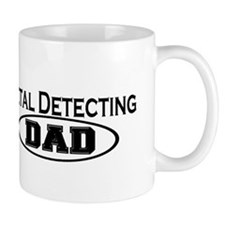 Metal Detecting Small Mug