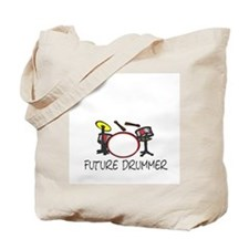 Future Drummer Tote Bag