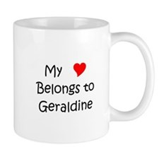 Geraldine Mug