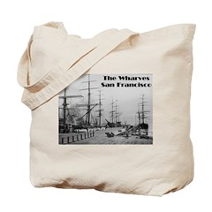 The Wharves Tote Bag