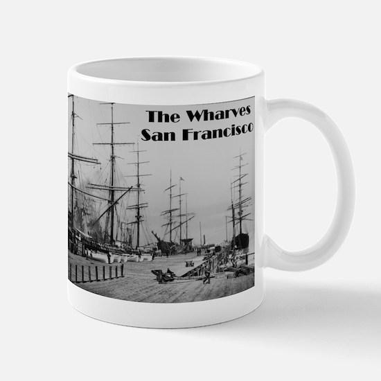 The Wharves Mug