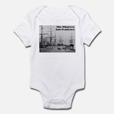 The Wharves Infant Bodysuit