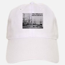 The Wharves Baseball Baseball Cap