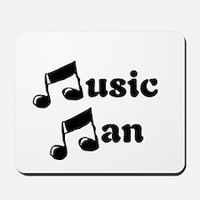 Music Man Mousepad