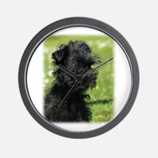 Affenpinscher 9Y007D-120 Wall Clock