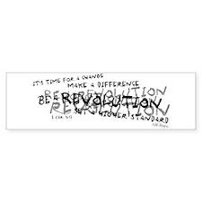Be a Revolution
