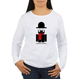 Rouge moulin Long Sleeve T Shirts