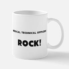 Medical Technologists ROCK Small Small Mug