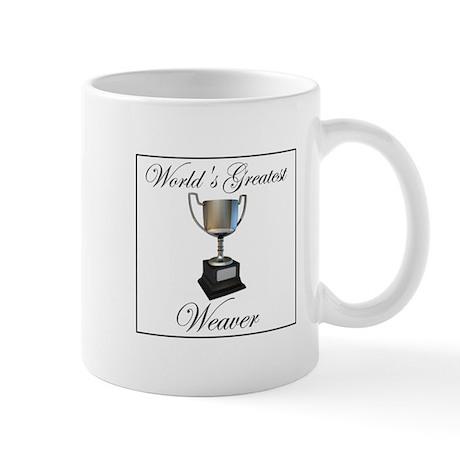 World's Greatest Weaver Mug