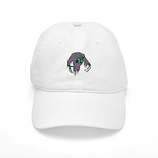 Halloween Monster Baseball Cap