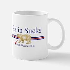 Palin Sucks Mug