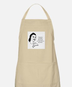 Yarn - Don't Have to Dust BBQ Apron