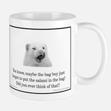 Ferret Saying 027 Small Small Mug