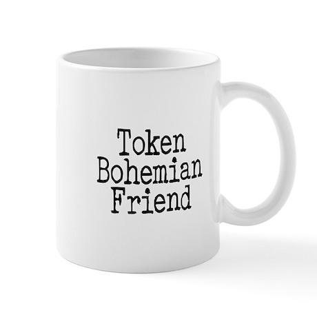 Token Bohemian Friend Mug