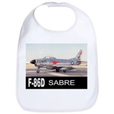 F-86 SABRE INTERCEPTOR Bib