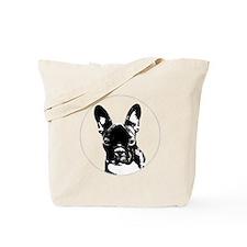 Cute French bulldog lovers Tote Bag