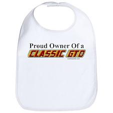 Proud Owner-GTO Bib