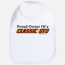 Proud Owner-GTO Bib