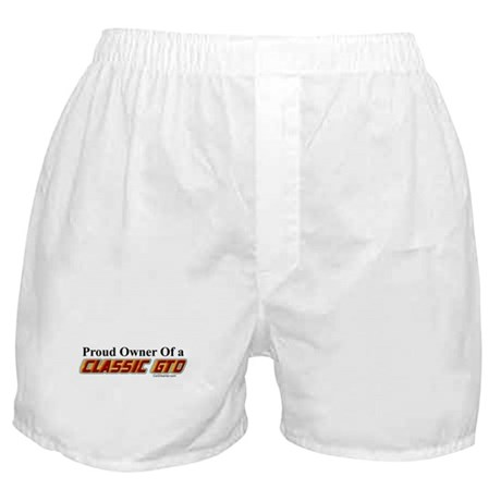 Proud Owner-GTO Boxer Shorts