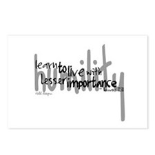 Prints Postcards (Package of 8)