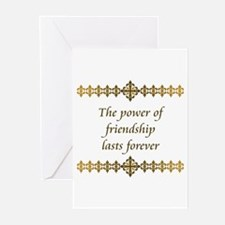 Power of Friendship Greeting Cards (Pk of 10)