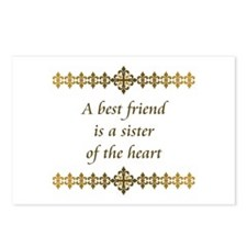 Sister of the Heart Postcards (Package of 8)