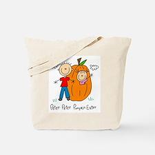 Peter Peter Pumkin Eater Tote Bag
