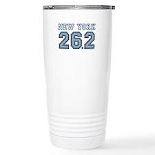 New York 26.2 Marathoner Travel Mug