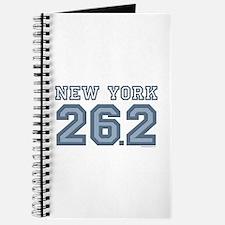 New York 26.2 Marathoner Journal