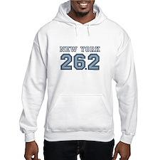 New York 26.2 Marathoner Hoodie