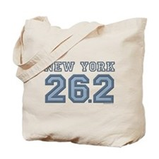 New York 26.2 Marathoner Tote Bag