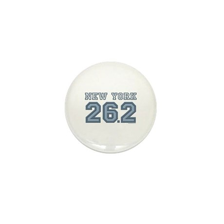 New York 26.2 Marathoner Mini Button (100 pack)