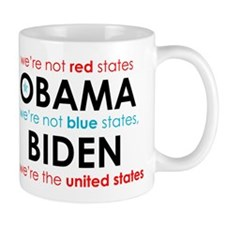 Blue States Red States Mug