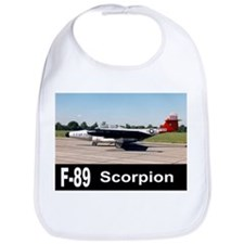 F-89 SCORPION FIGHTER Bib