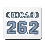 Chicago 26.2 Marathoner Mousepad