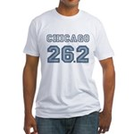 Chicago 26.2 Marathoner Fitted T-Shirt