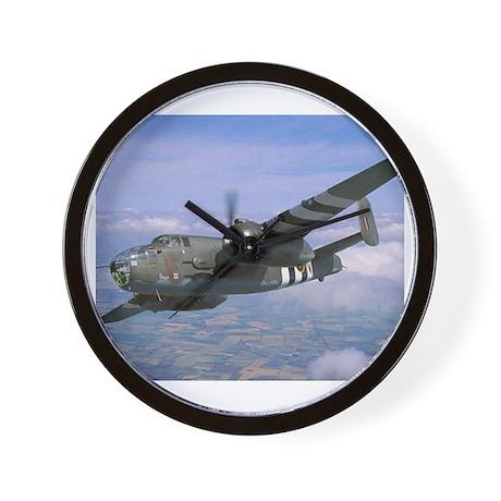 B-25 Mitchell Wall Clock