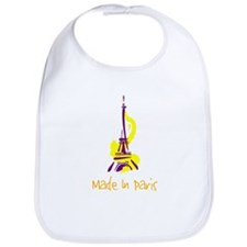 """Made in Paris"" Bib"
