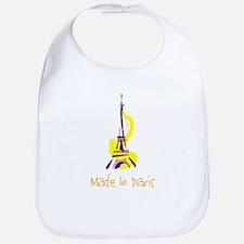 """Made in Paris"" Bib"