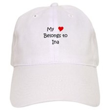 Funny Belongs Cap