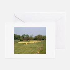 J-3 Cubs Together Greeting Cards (Pk of 10)