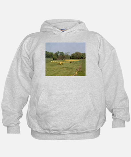J-3 Cubs Together Hoody