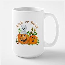 Halloween Westie Terrier Mug